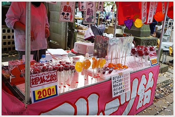 荒川線-鬼子母神堂-17-水果糖.JPG