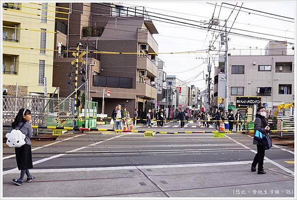 荒川線-鬼母子站-3.JPG