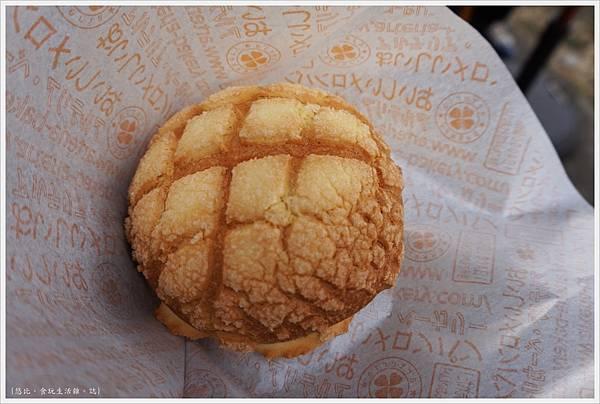 荒川線-鬼母子站-4-波羅麵包.JPG