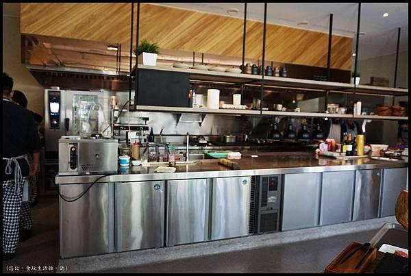 席樂法式料理-開放式廚房-1.JPG