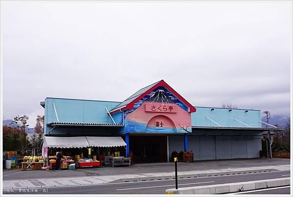 河口湖-往東戀店-1.JPG