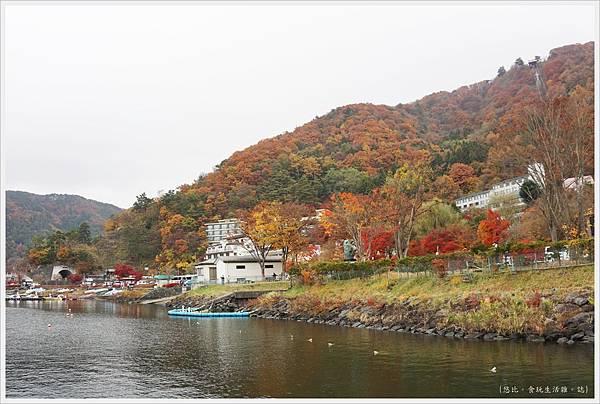 河口湖-遊覽船-3.JPG