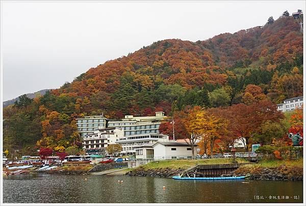 河口湖-遊覽船-7.JPG