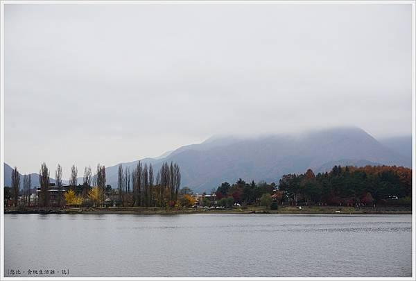 河口湖-遊覽船-9.JPG