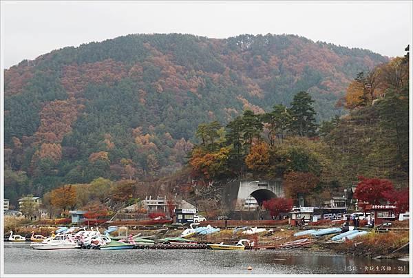 河口湖-遊覽船-25.JPG