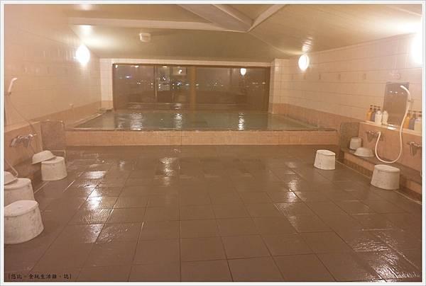 河口湖-Route Inn-大浴池.JPG