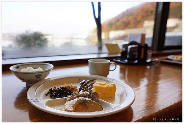 河口湖-Route Inn-早餐-5.JPG