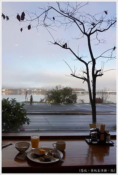 河口湖-Route Inn-早餐-6.JPG