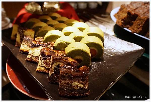沾美西餐廳-16-蛋糕.JPG