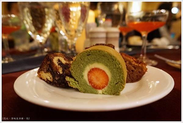 沾美西餐廳-22-蛋糕.JPG