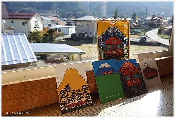 下吉田-48-富士登山電車明信片.JPG