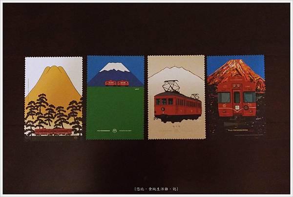 下吉田-登山號電車-1