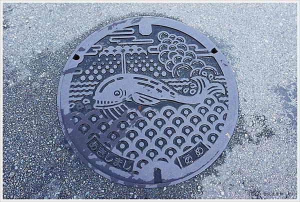 昭和紀念公園-2-水溝蓋.JPG