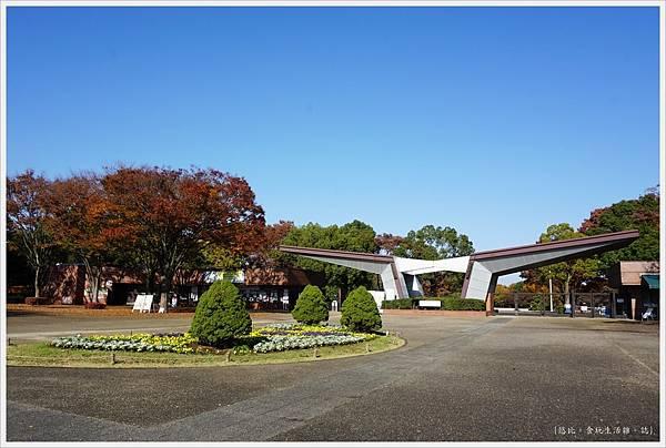 昭和紀念公園-4-入口.JPG