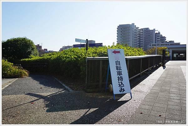 昭和紀念公園-6-自行車出入口.JPG