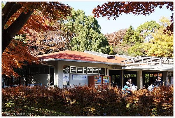 昭和紀念公園-9-租借自行車處.JPG