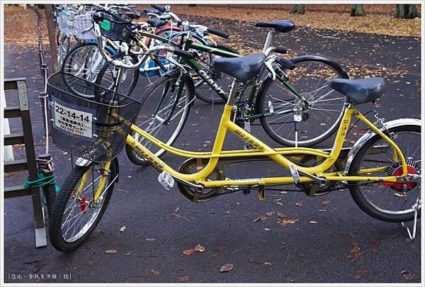 昭和紀念公園-13-1-兩人自行車.JPG