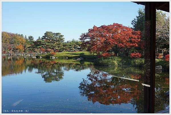 昭和紀念公園-32-清池軒.JPG
