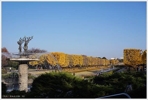 昭和紀念公園-97-運河廣場.JPG