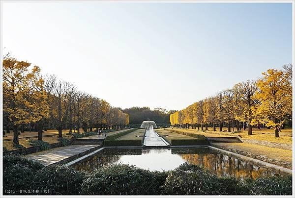 昭和紀念公園-121-運河.JPG