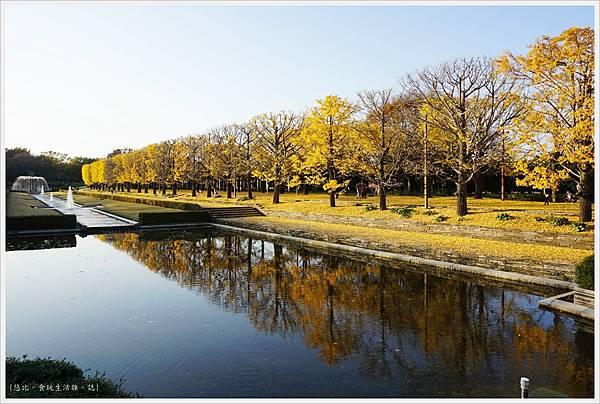 昭和紀念公園-124-運河.JPG