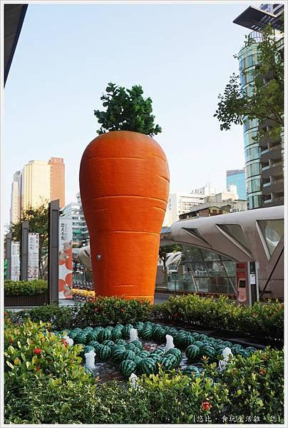 第六市場-4-紅蘿蔔西瓜水池.JPG