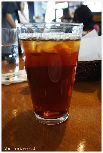 德州鮮切牛排-29-冰紅茶.JPG