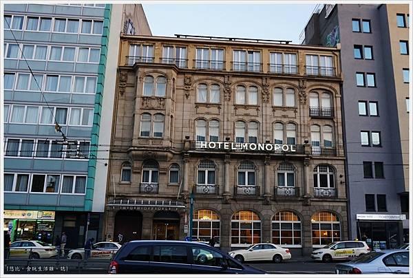 Hotel Monopol莫諾普爾酒店-外觀-3.JPG