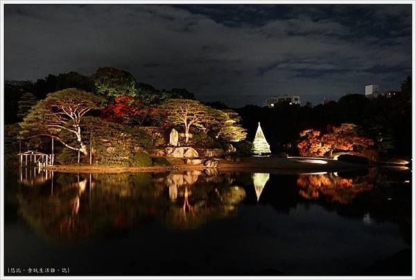 六義園-夜楓-22.JPG
