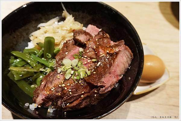 禧樂-10-炭火鹽燒牛丼.JPG