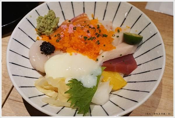 禧樂-22-綜合海鮮丼.JPG