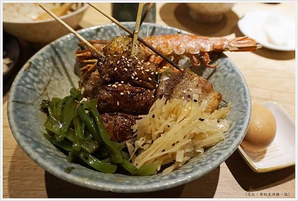 禧樂-32-禧三味串燒丼.JPG