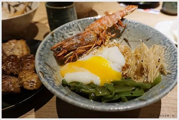 禧樂-35-禧三味串燒丼.JPG