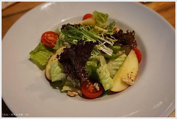 台中薄多義-75-芥子風味蘋果生菜沙拉.JPG
