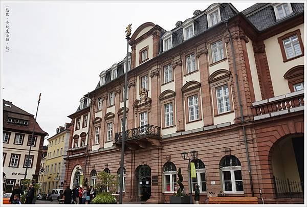 海德堡-舊城區-4-市政廳.JPG