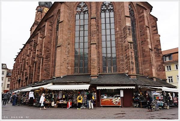 海德堡-舊城區-7-聖靈教堂.JPG