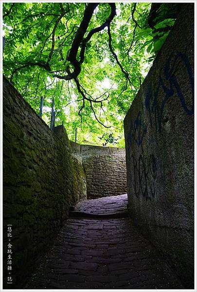 海德堡-舊城區-45-蛇徑.JPG