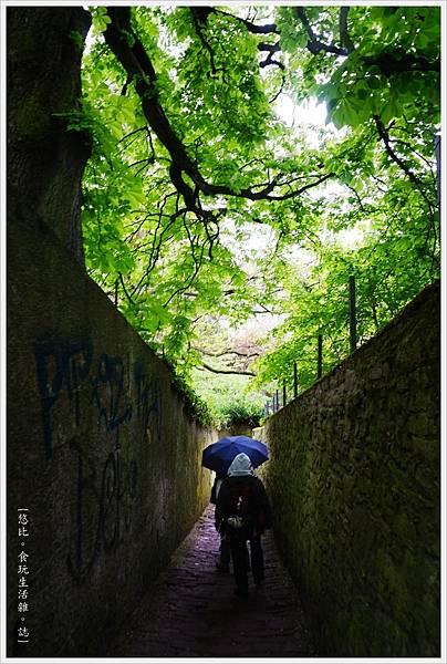 海德堡-舊城區-52-蛇徑.JPG