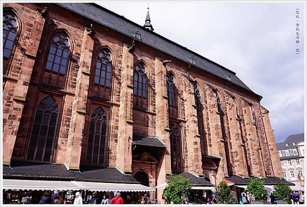 海德堡-舊城區-85-聖靈教堂.JPG