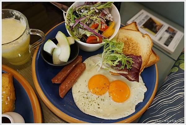 斑馬騷莎-21-經典美式早餐.JPG