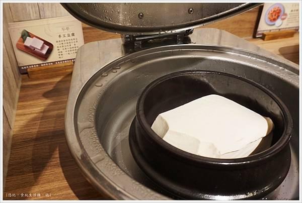 銅盤韓式料理-28-手工豆腐.JPG