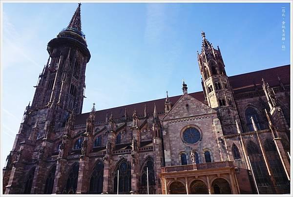 佛萊堡-13-佛萊堡大教堂.JPG
