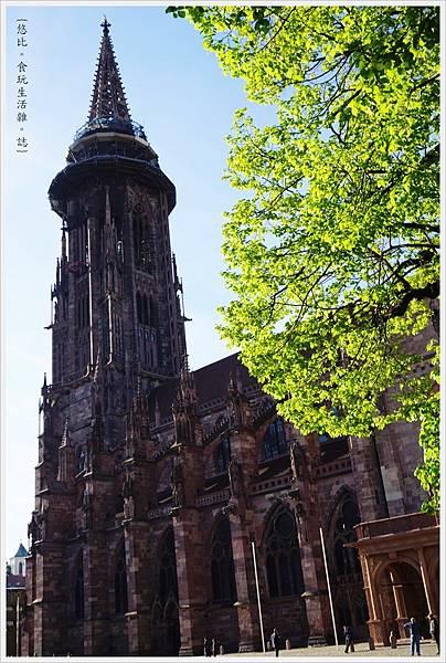 佛萊堡-16-佛萊堡大教堂.JPG