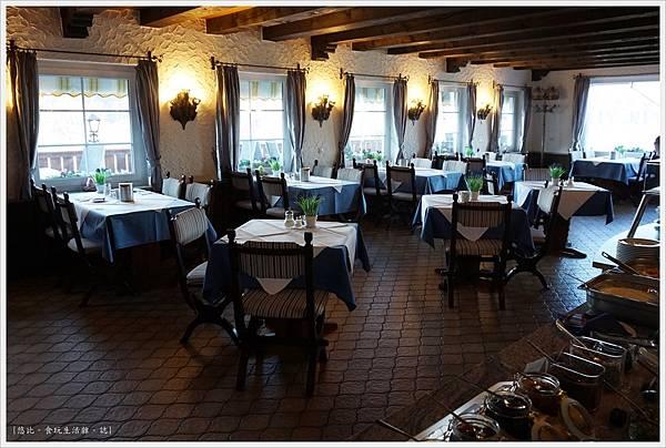 施盧赫湖-12-Hotel Schiff am Schluchsee.JPG