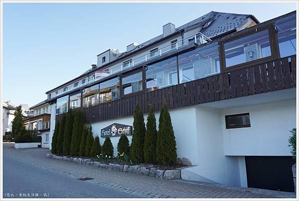 施盧赫湖-17-Hotel Schiff am Schluchsee.JPG
