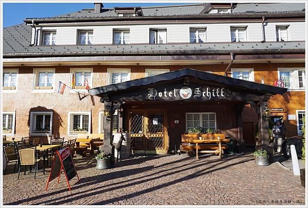 施盧赫湖-34-Hotel Schiff am Schluchsee.JPG