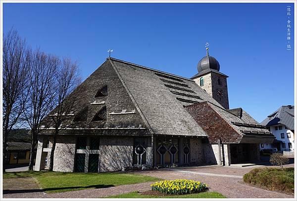 施盧赫湖-68-聖尼古拉斯教堂Kath. Pfarramt.JPG