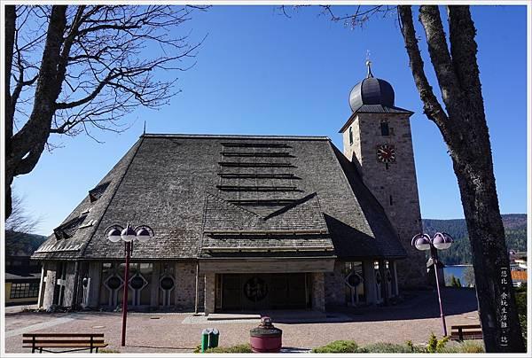 施盧赫湖-70-聖尼古拉斯教堂Kath. Pfarramt.JPG