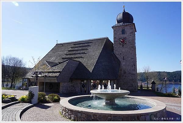 施盧赫湖-72-聖尼古拉斯教堂Kath. Pfarramt.JPG