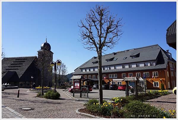 施盧赫湖-80-Hotel Schiff am Schluchsee.JPG